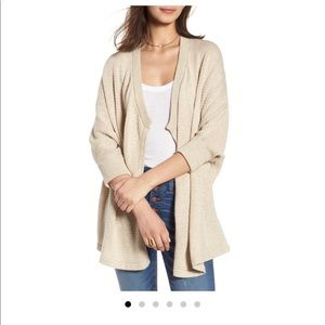 Madewell sea bank cardigan